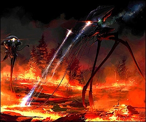 War of the Worlds 75th Anniversary Contest Winners!