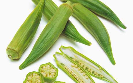 Okra :Health Benefits of Okra /Okro / Lady'sfingers