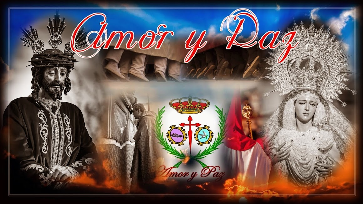 Stmo. Cristo del Amor y María Stma. De La Paz