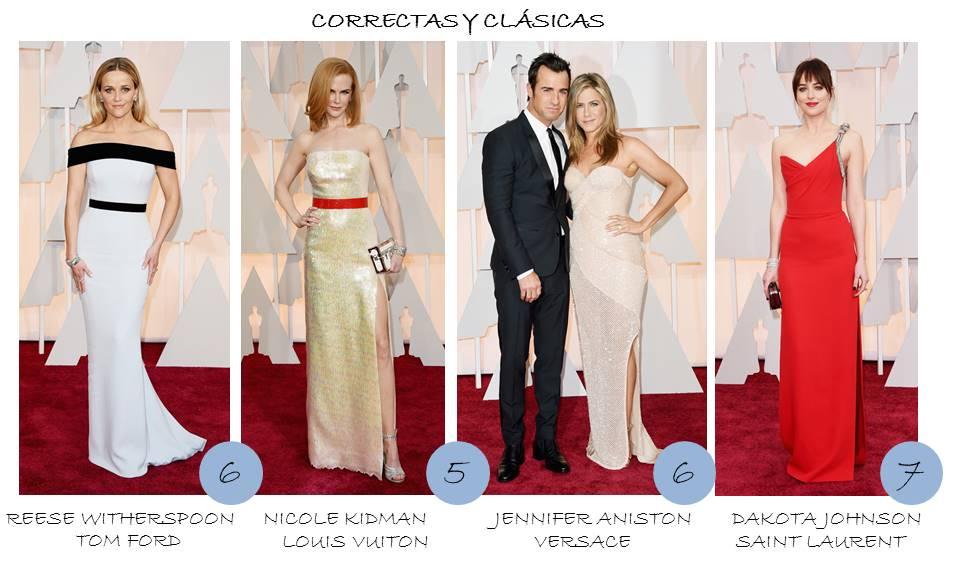 OnlyNess - Correctas en la Alfombra roja Oscars 2015