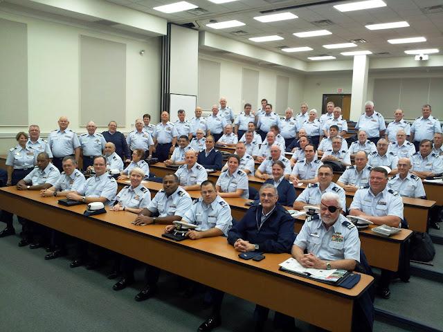 Flotilla Commander Graduation 2012