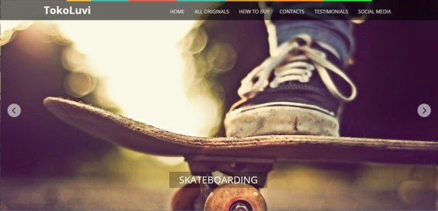 Tokoluvi.com Toko Terpercaya Jual Sepatu Berkualitas