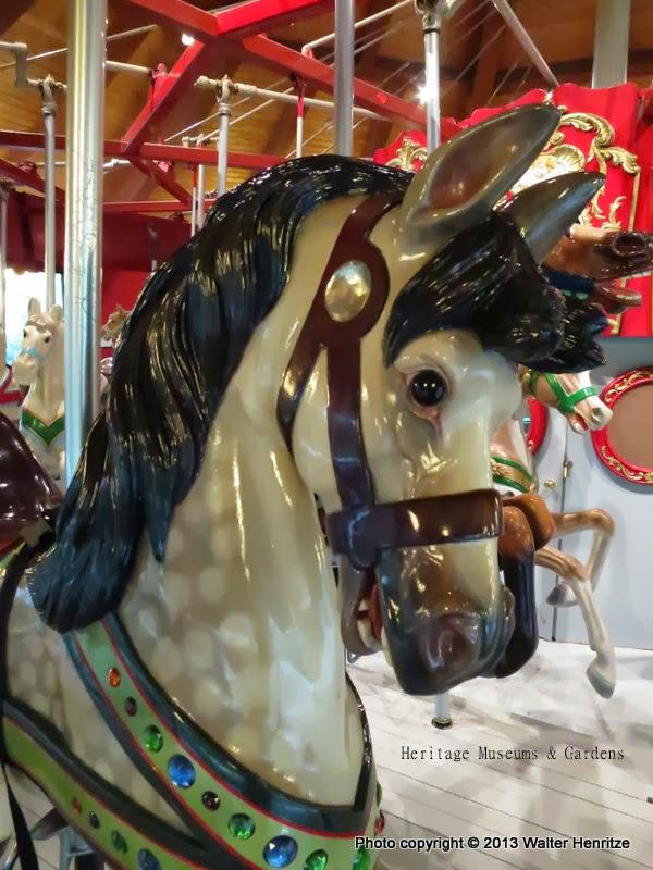 A Historic Carousel Still Turns