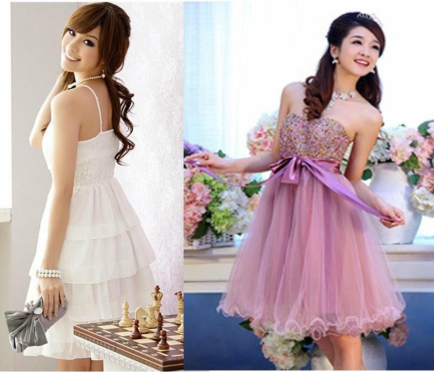 Model Cantik Baju Gaun Untuk Remaja Modern Fashion Style 2015 Trend Model Dan Gaya Busana