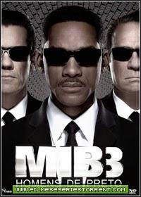 MIB - Homens de Preto 3 Dublado Torrent (2012)