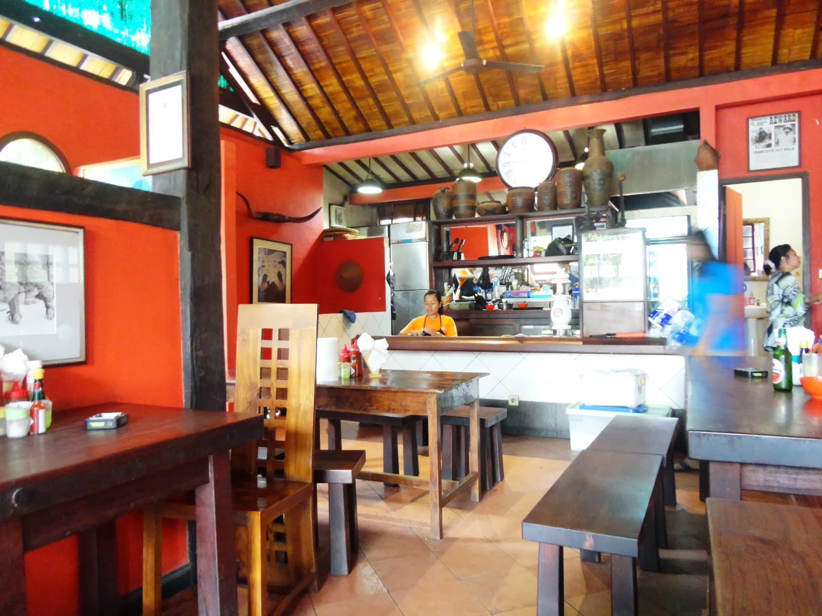 Bali Getaway Culinary Park Regis Hotel Review Pink And Undecided Voucher Kuta They Used To Serve Mexican Food Like Tacos I Still Remember D Whos A Half Vegetarian She Eats Seafood Had Fish Taco Or Something That Back Then
