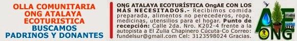 #OngAE solicitará la vinculación de #Ecopetrol para desarrollar su proyecto ecoturístico Cúcuta-El Zulia-Cúcuta #MovilNOTICIAS #FelixNOTICIAS #Proyectos