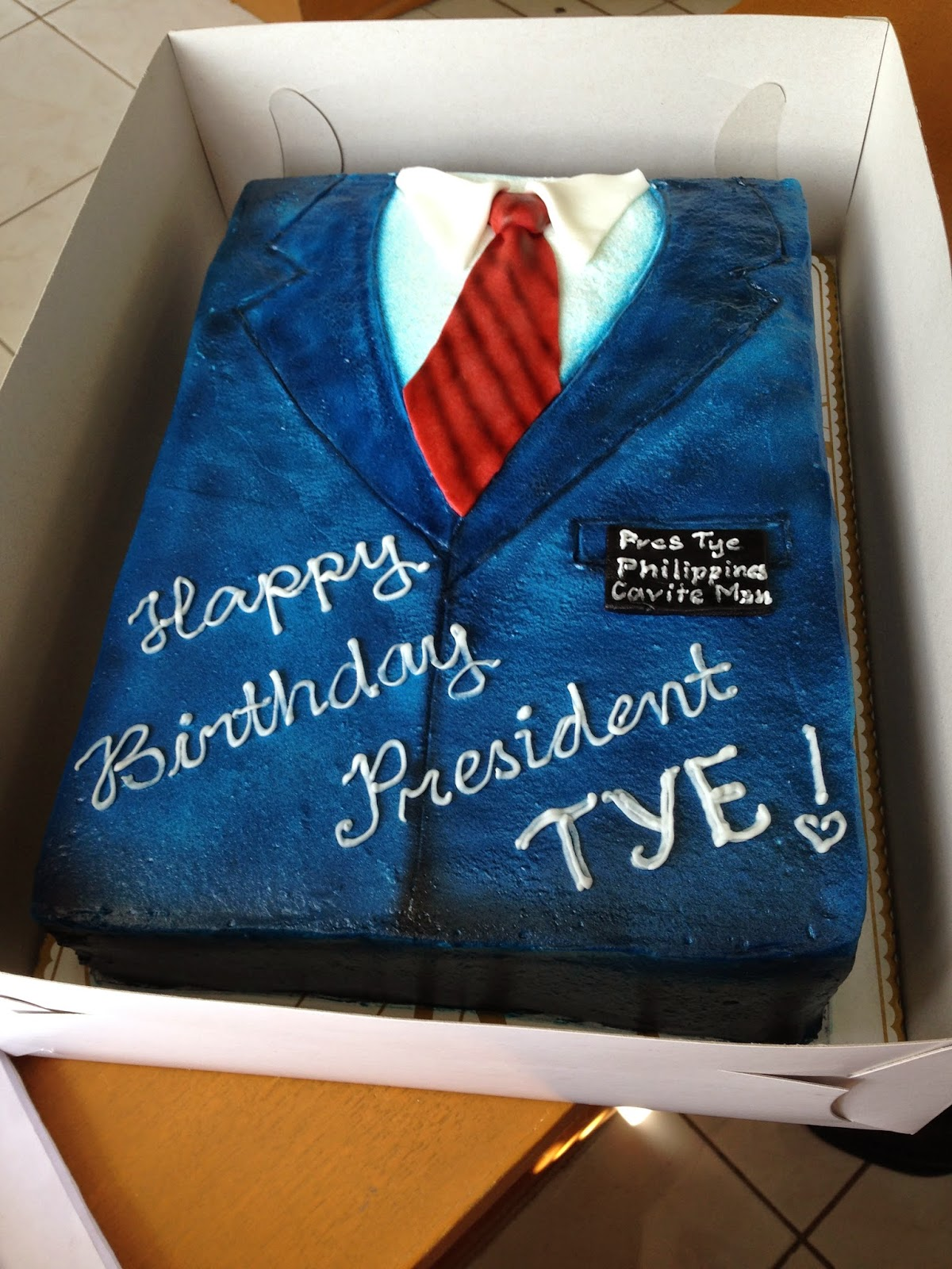 The Philippines Cavite Mission Happy Birthday President Tye
