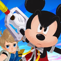 Kingdom Hearts Unchained X Apk Mod High Damage New Version