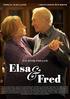 Elsa and Fred movie poster