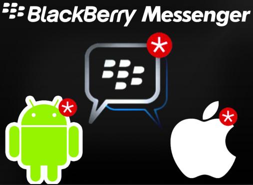 Cara Install BBM Android dan iPhone yang Resmi