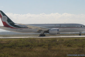 EPN's Boeing 787 Dreamliner has finally arrived - well, almost
