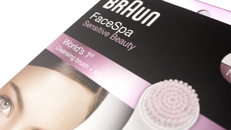 braun facespa sensitive beauty jadeblà te