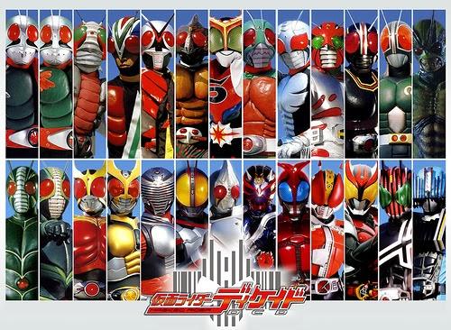 9 Fakta Menarik Tentang Serial Kamen Rider yang Banyk Orang Tidak Menyadarinya