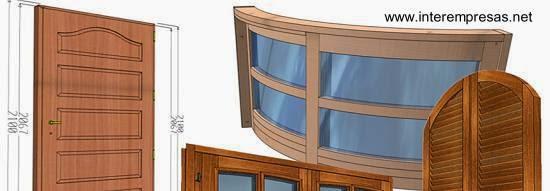 Ilustración sobre software para gestión de las puertas y ventanas