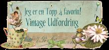 Top 4 @ Vintage Udfordring