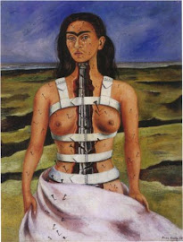 The Broken Column, Frida Kahlo 1944