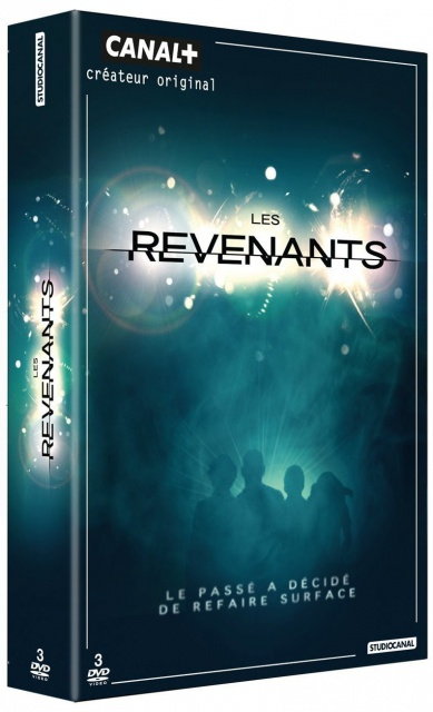 Les revenants - DVD cover, new synopsis and official English name (+ tidbits about Barbarella and Bref)