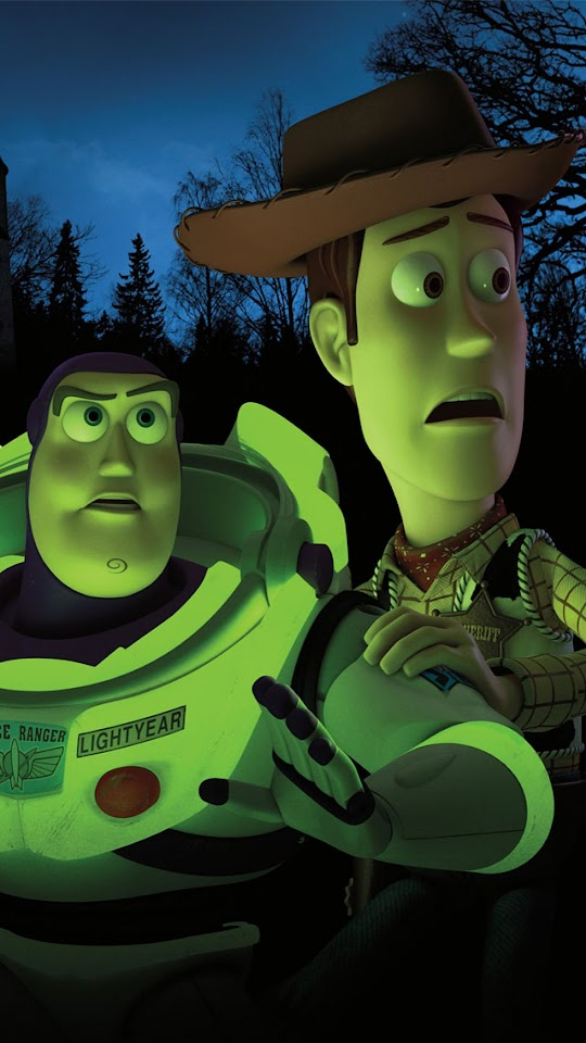 Toy Story of Terror   Galaxy Note HD Wallpaper