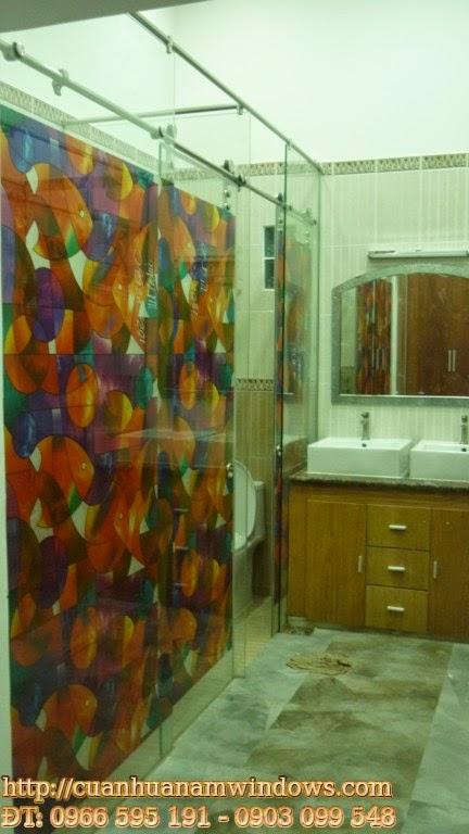 Phòng Tắm Kính Cường Lực.