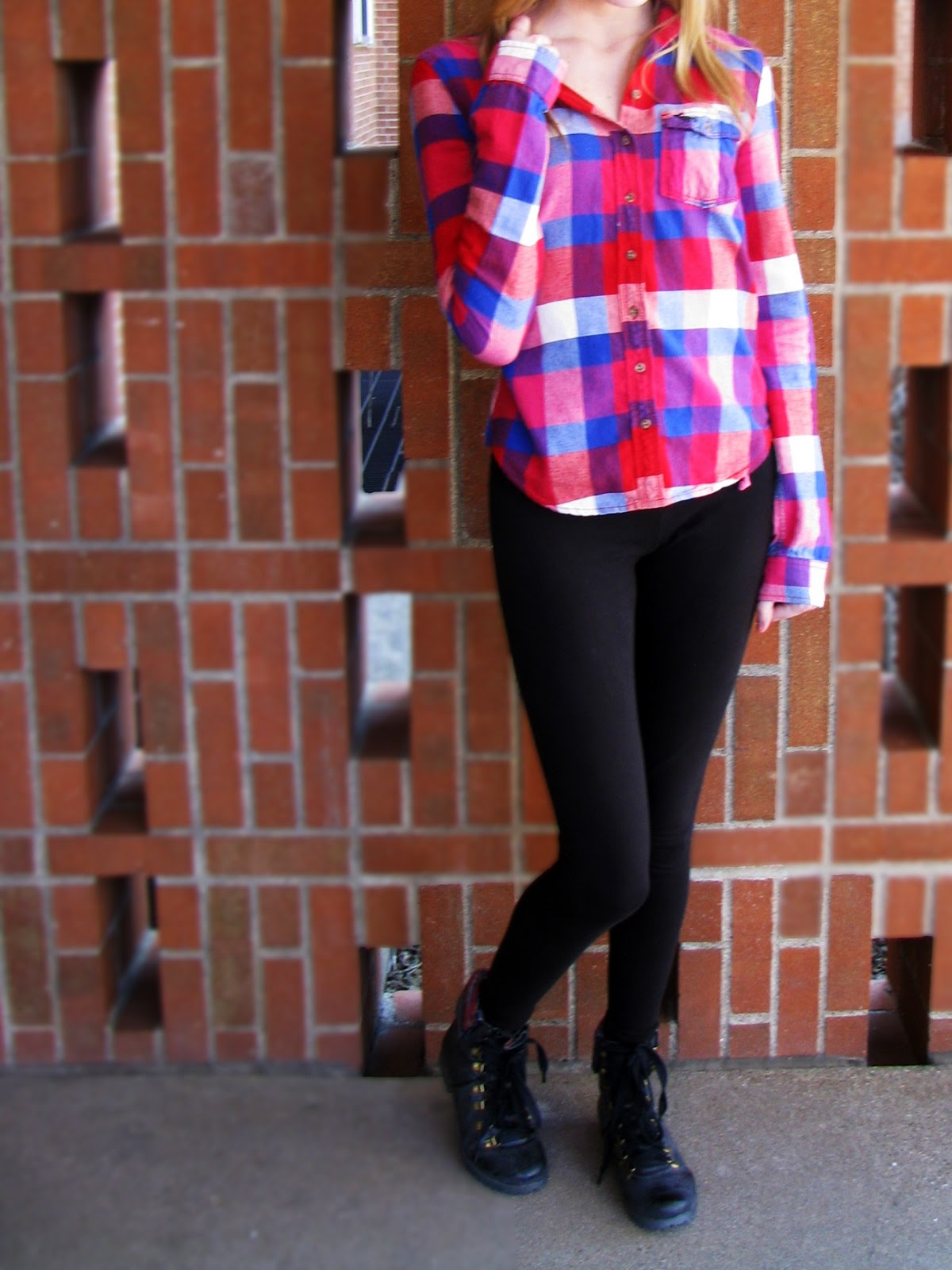 Wear you Trendswould colored tights