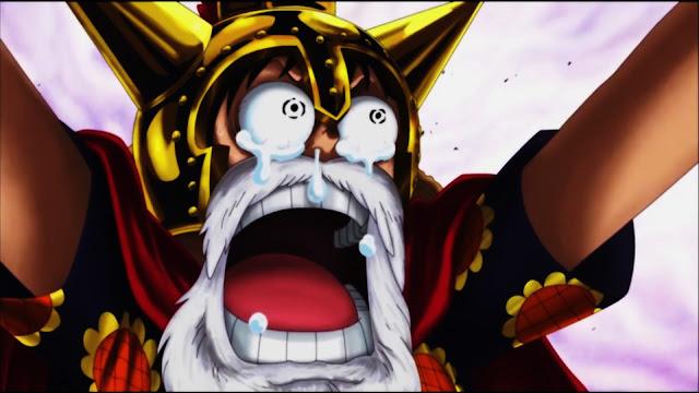 Vice Admiral Tsuru and Sengoku in the New World HD One ...