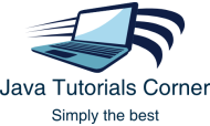 Java Tutorials Corner