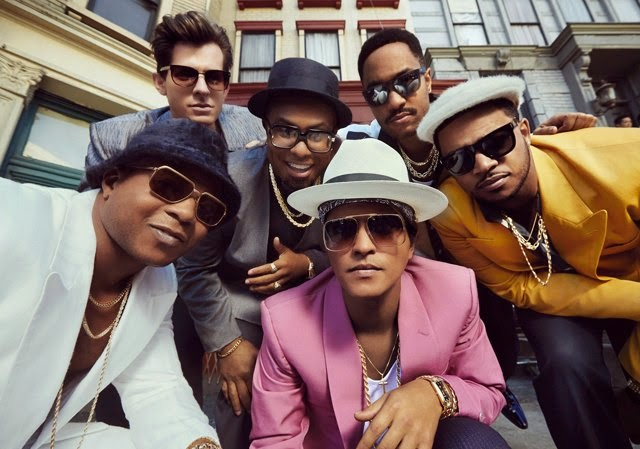 Uptown Funk (Mark Ronson ft. Bruno Mars) traduzione testo lyrics
