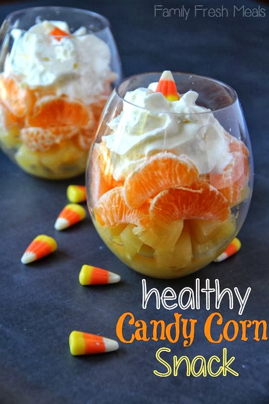 Healthy Halloween Party Food: Snacks, Desserts, and Drinks