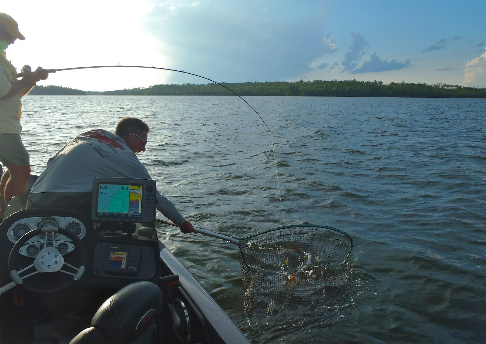The rogue outdoors lake vermilion for Lake vermilion fishing