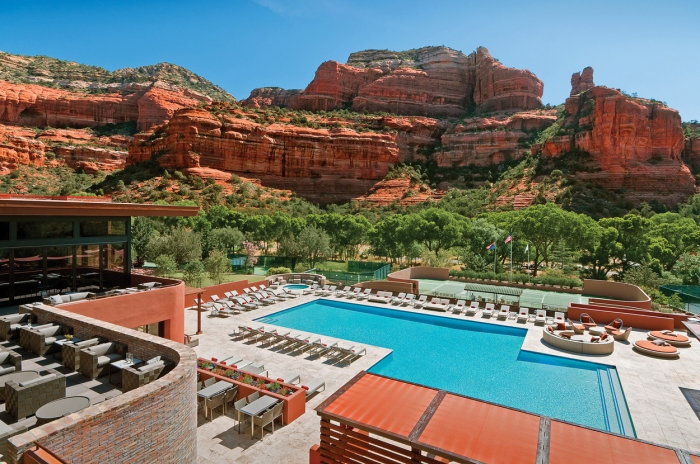Luxury Spa Resorts In Sedona Az