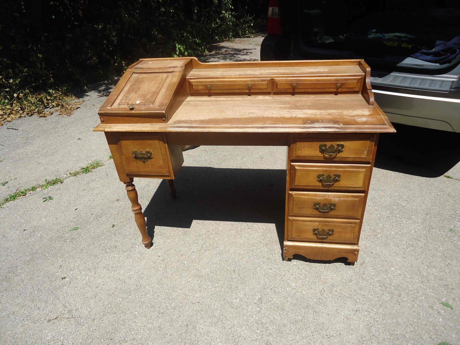 Domesticated Nomad Craigslist Desk