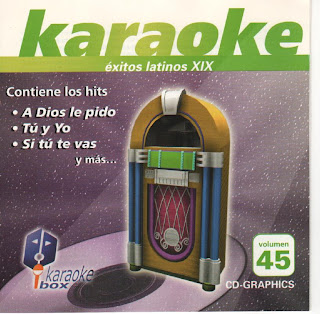 Mega Post Karaoke CDG+MP3