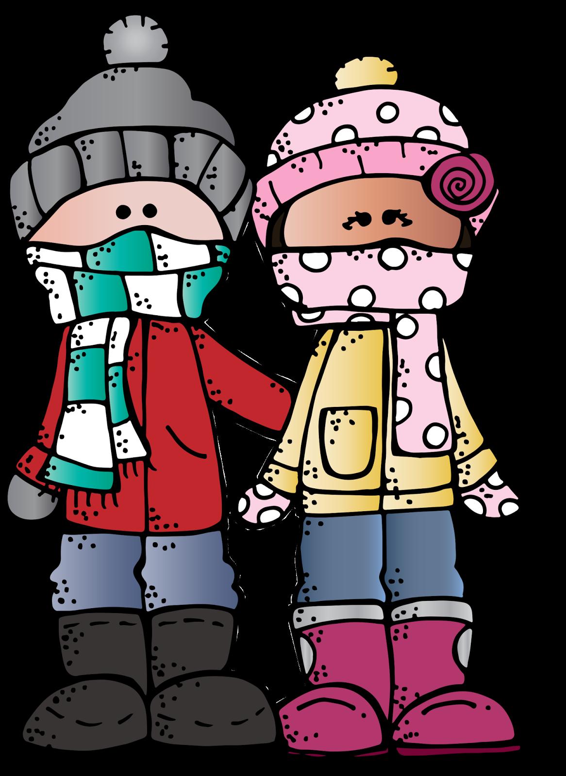 school in winter clipart - photo #1