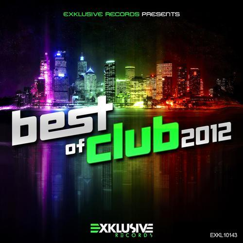 capa Best of Club 2012