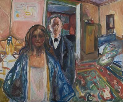 Edvard Munch - L'artiste et son modèle