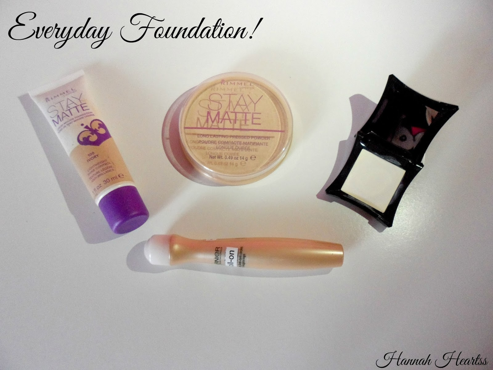 Everyday Foundation Routine Products