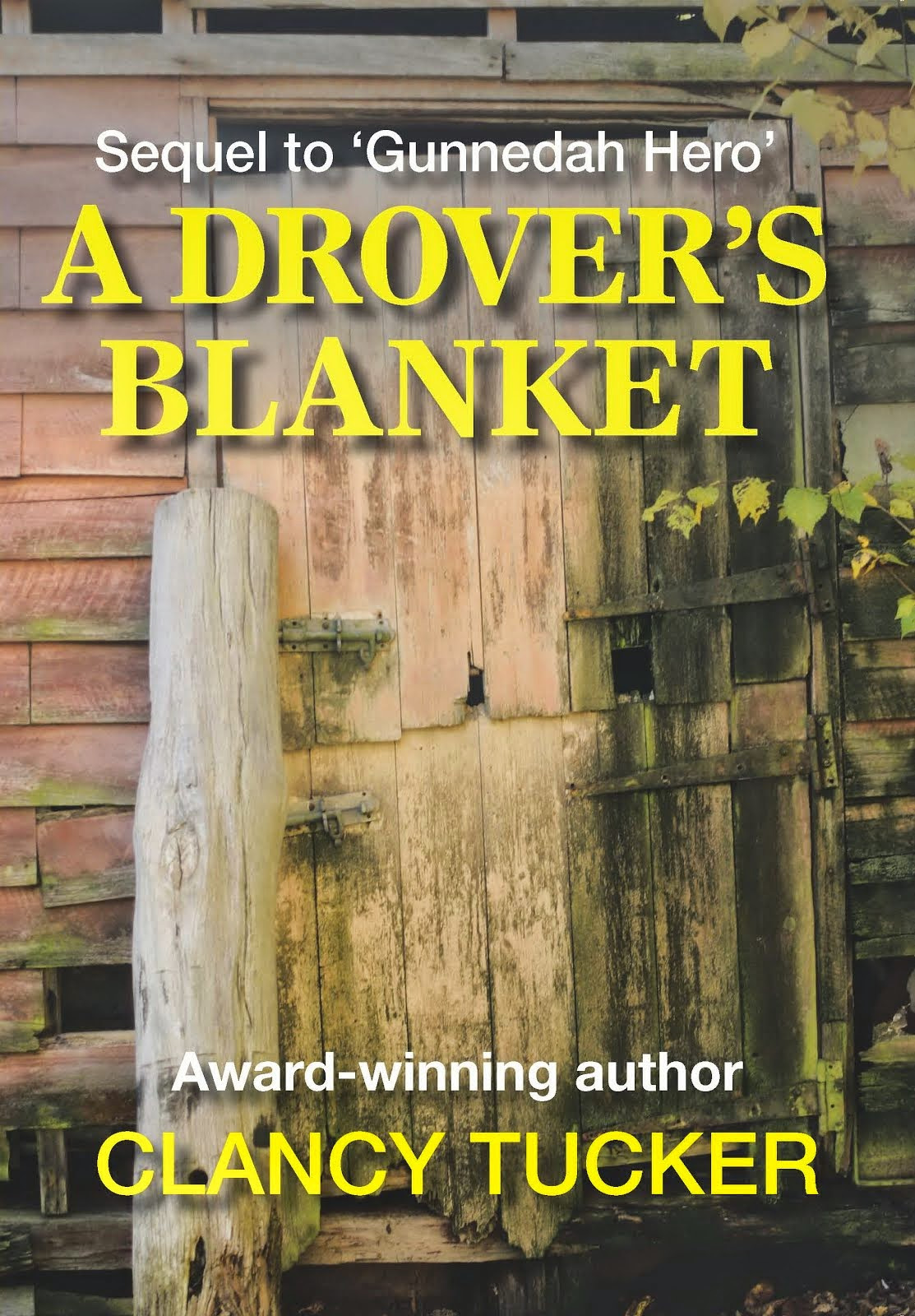 'A DROVER'S BLANKET' - FROM OUTSIDE AUSTRALIA