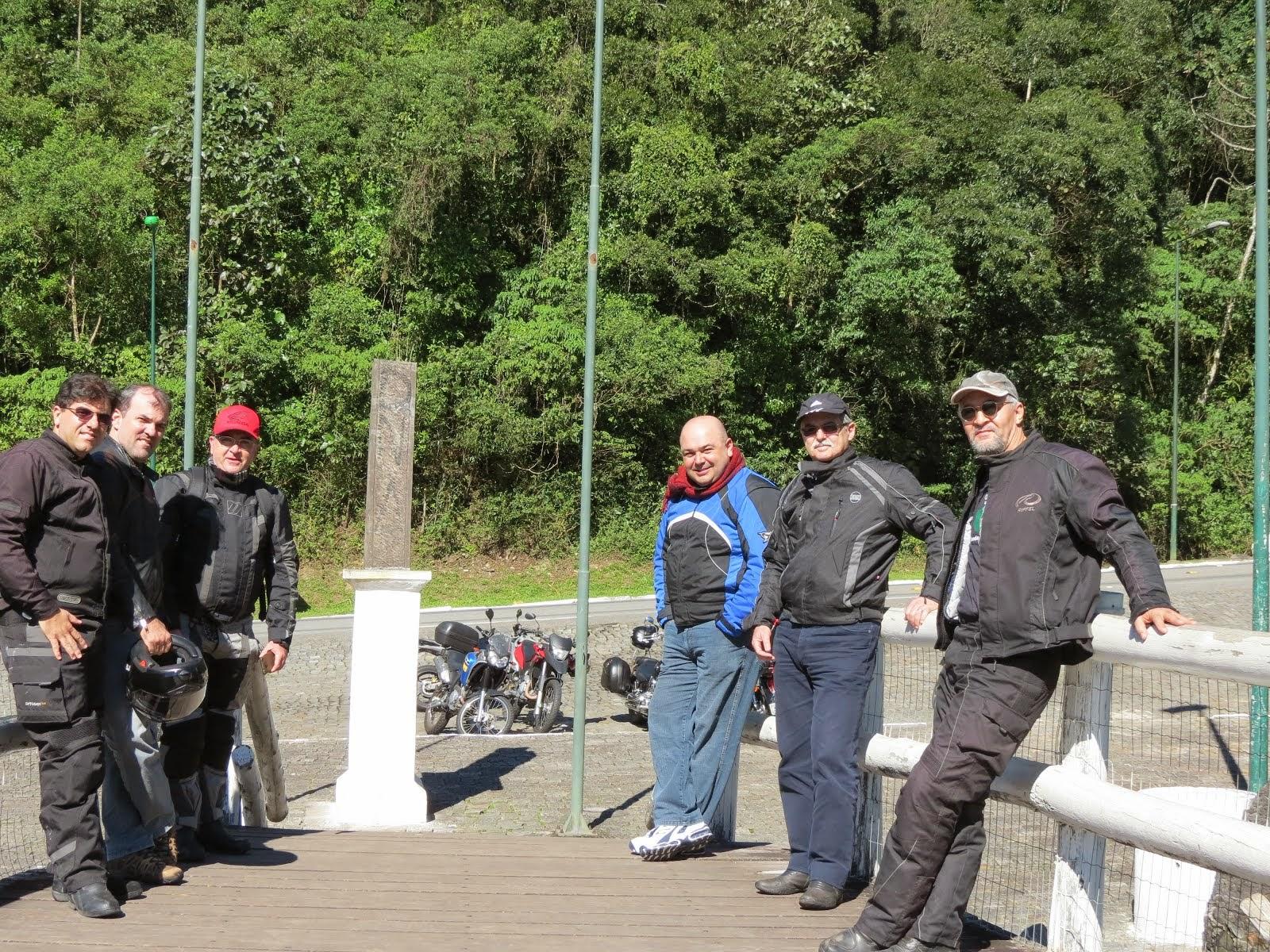 Serra Dona Francisca - Norte SC