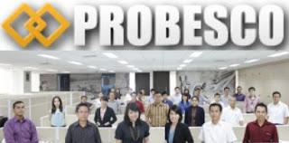 Lowongan Kerja Accounting Officer PT Probesco Disatama Makassar