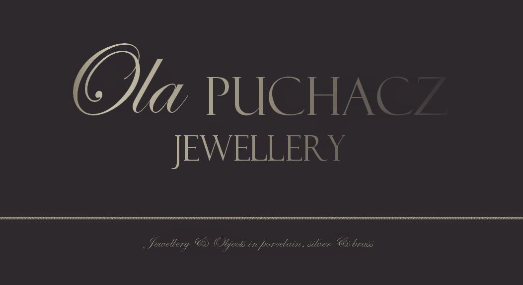 Ola Puchacz Jewellery Bisquit porcelain Jewellery