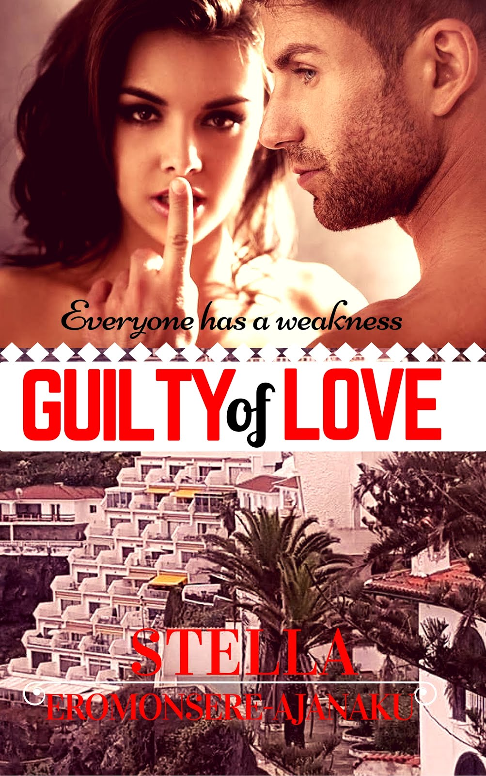 Click to Preorder GUILTY of LOVE for 99c or 99p