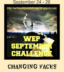 WEP SEPTEMBER CHALLENGE - CHANGING FACES