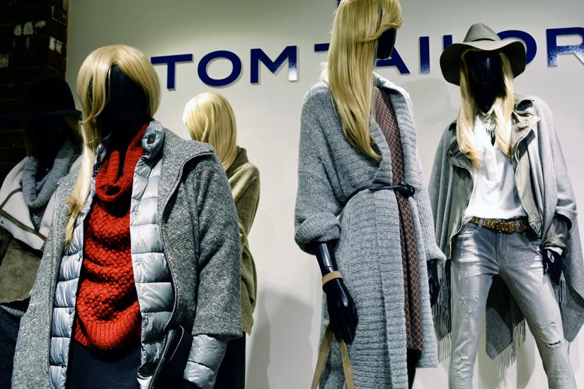 Tom Tailor Showroom