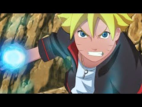 Boruto Naruto The Movie Bolt