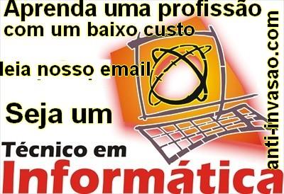 APRENDA UMA PROFISSAO