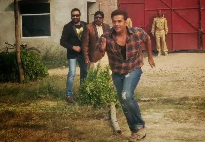 Shooting complete of Film Pandit Ji batai na Biyah kab hoi 2 (2015) Ravi Kishan
