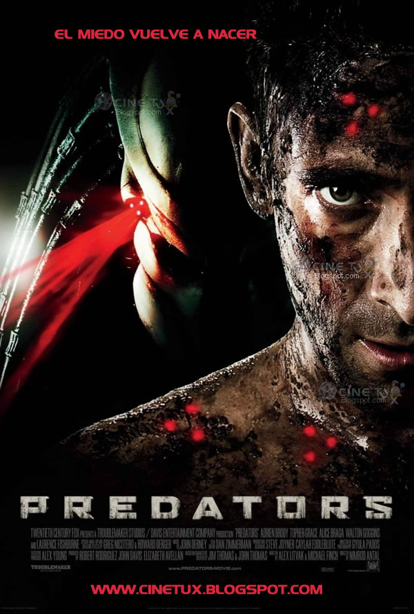 Predators (2010) 3GP