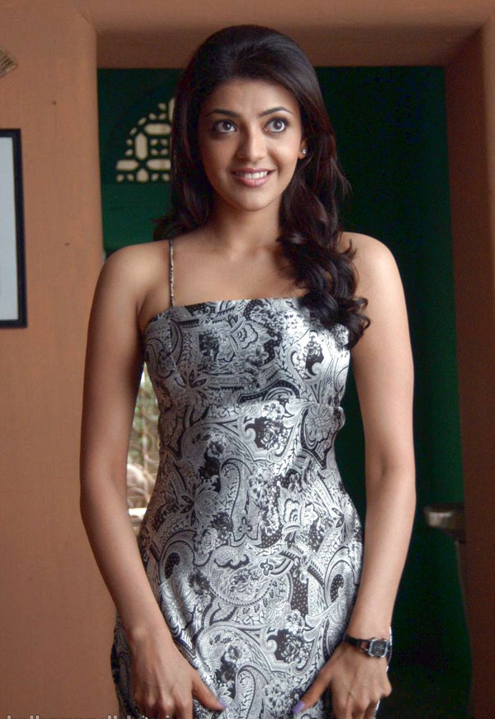 Kajal agarwal hot modern dress pictures in mr perfect movie