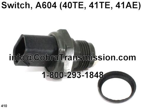 Cobra Transmission Parts 1 800 293 1848 A604 40TE 41TE